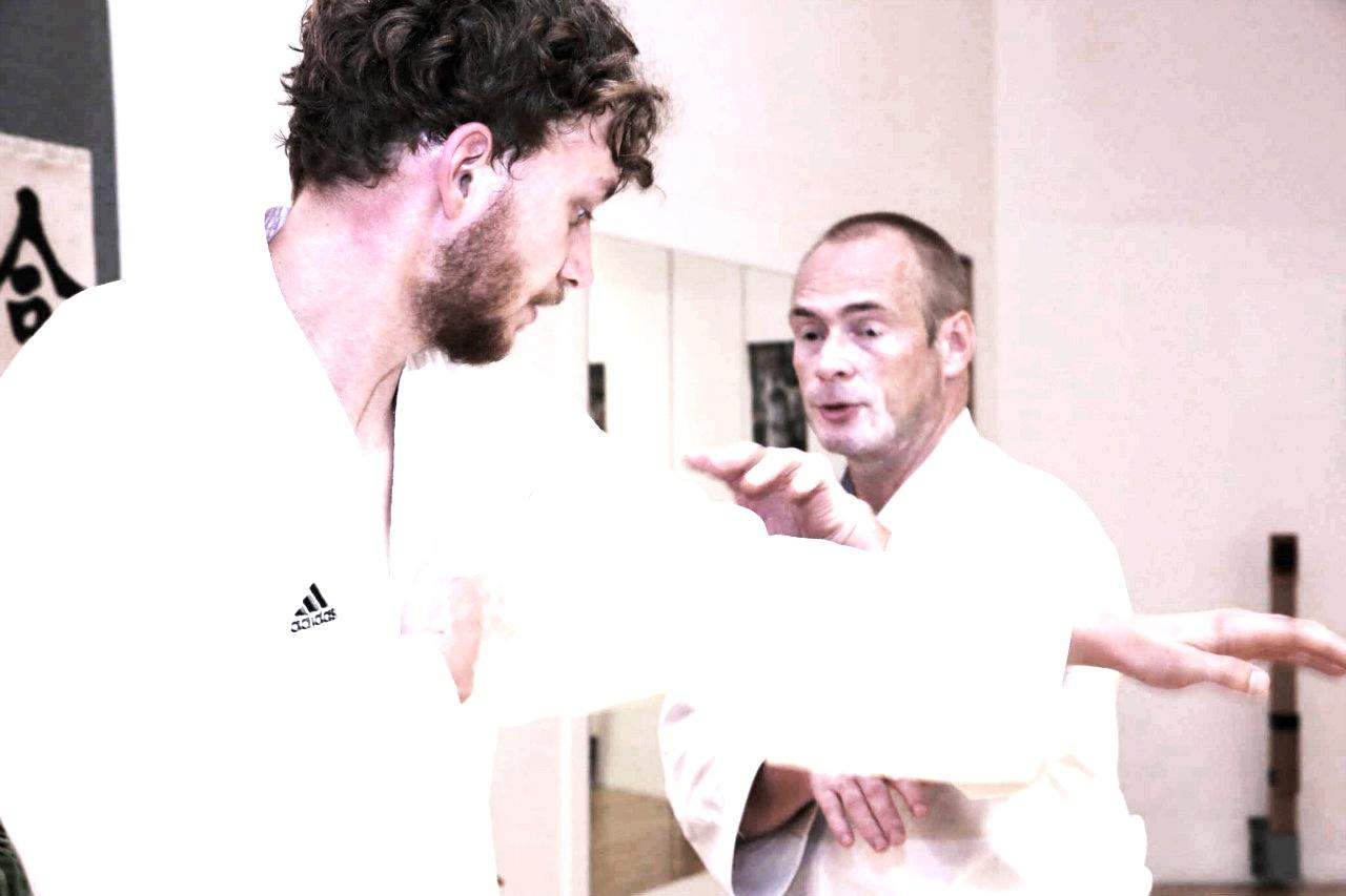 discipline foto karate verdediging fitter