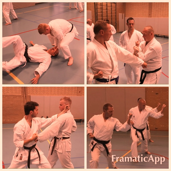 Voorbeelden training