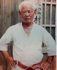 geschiedenis Hohan Soken de volgende opvolger in het geslacht van Matsumura